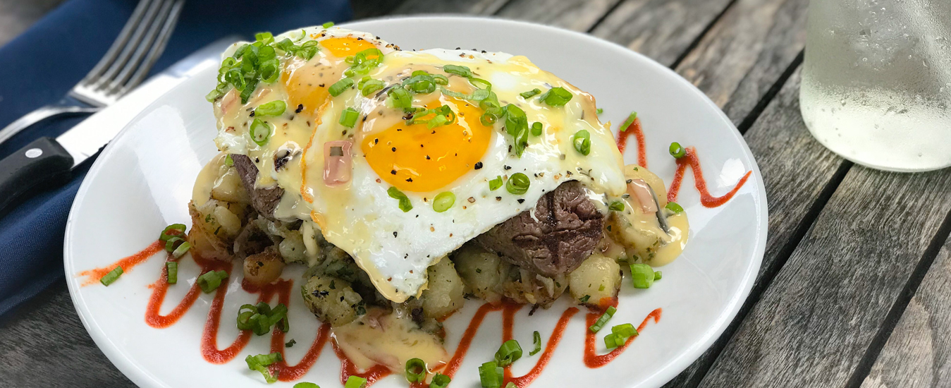Brunch at Cowfish — Call to Hear What's on the Menu