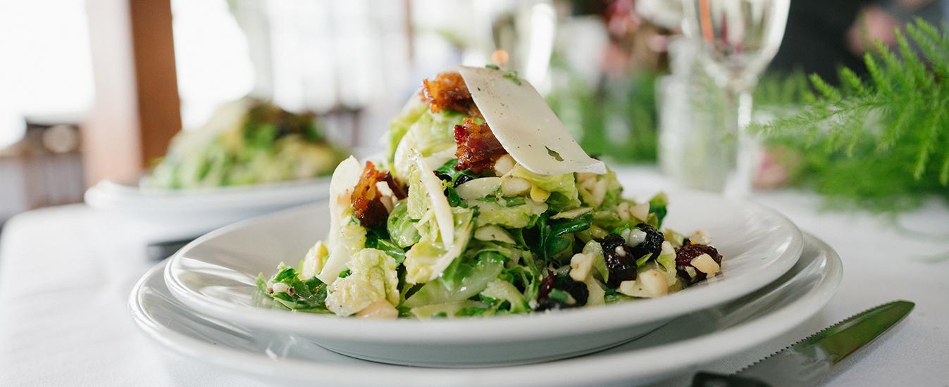 North Fork Salad on the menu