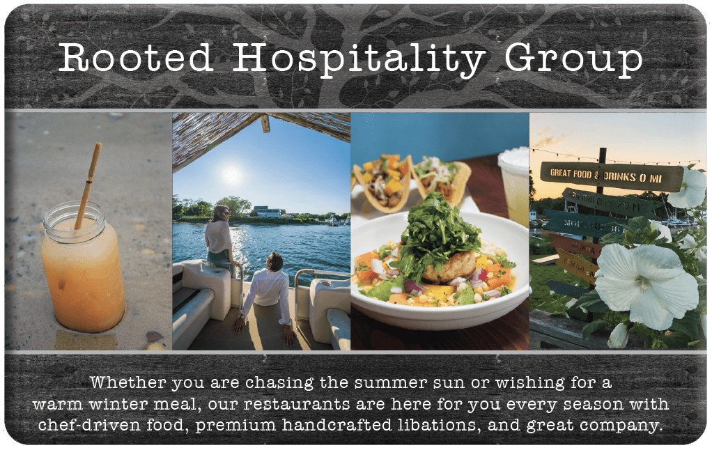 Rooted Hospitality Gift Card